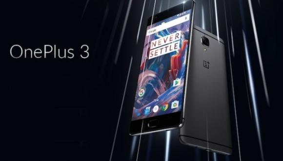 OnePlus 3'e batarya güncellemesi geldi!