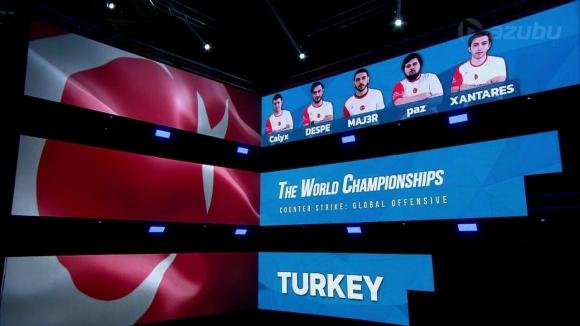 CS:GO Dünya Şampiyonu Türkiye!