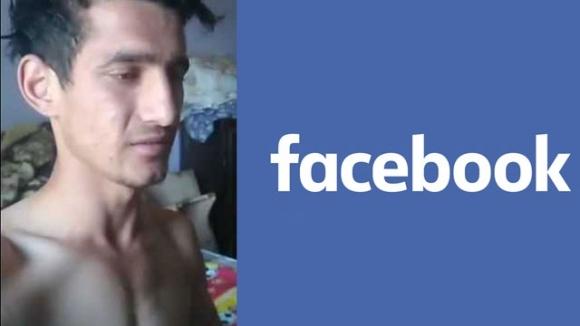 Facebook yayınında av tüfeğiyle intihar etti!