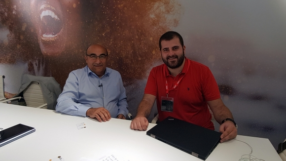 Gianfranco Lanci ile Lenovo'yu konuştuk!