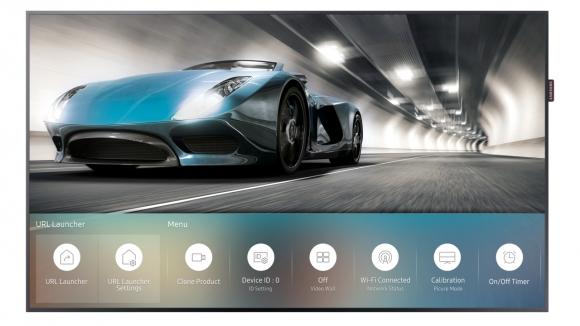 Samsung, Tizen tabanlı ilk ekranlarını tanıttı!