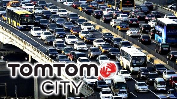TomTom City'ye 50 yeni şehir eklendi