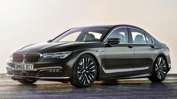 2017 model BMW 5 serisi geliyor!