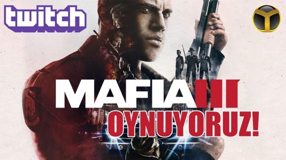 Canlı Yayında Mafia 3 Oynuyoruz!