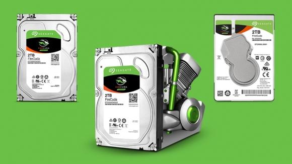 Seagate en hızlı ve ince sabit diski duyurdu