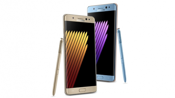 Galaxy Note 7 modelinin fişi çekildi!