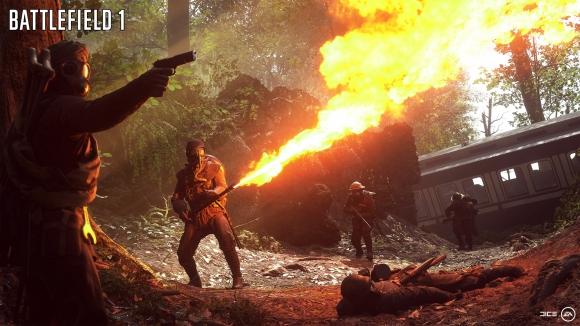 Battlefield 1'de madalya kazanmak zor olacak!