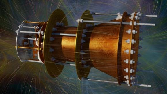 Uzayın keşfinde devrim yaratacak motor