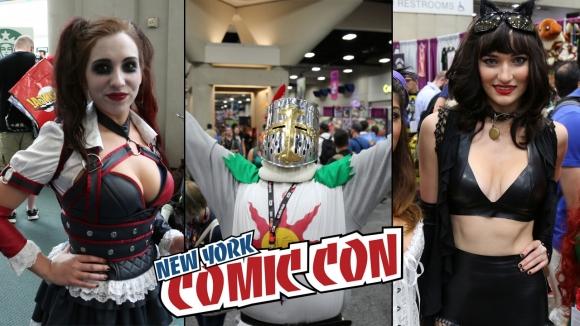 En sağlam Comic-Con cosplayleri!