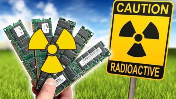 Radyasyonla RAM'le 1000 kat hızlanacak!