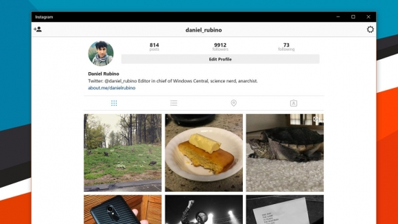 Instagram, Windows 10 PC ve tabletlere geldi