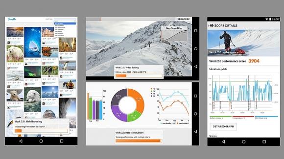 Android için PCMark 2.0 çıktı