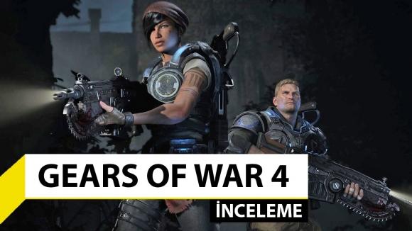 Gears of War 4 inceleme