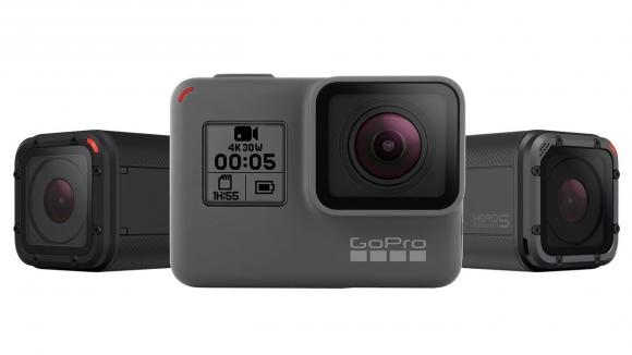 GoPro Hero 5 Black kutusundan çıkıyor!