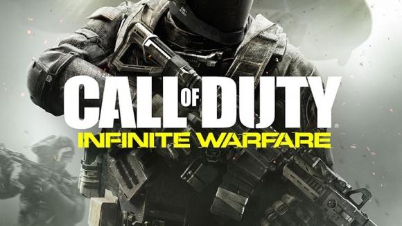 Infinite Warfare için Live-Action video!