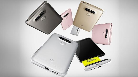 LG G5 Android Nougat güncellemesi yolda!