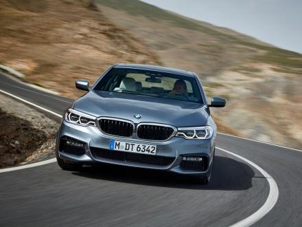 2017 BMW 5 Serisi hakkında her şey!