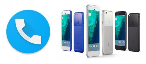 Google Pixel uygulaması kullanımda!