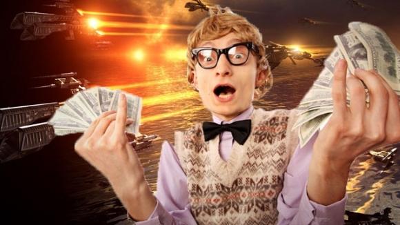 Rakiplerini yenmek için 75 bin dolar verdi!