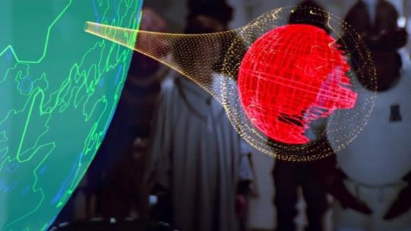Dünyanın ilk masaüstü holografik ekranı