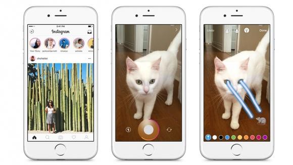 Instagram, Hikayeler özelliğini genişletiyor