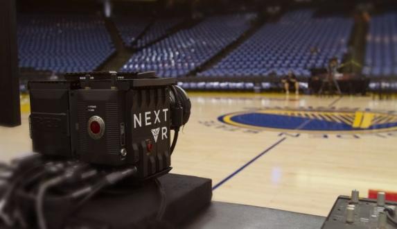 NBA maçları sanal gerçeklik gözlüğüyle izlenecek!