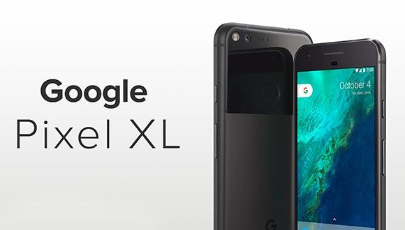 Google Pixel XL parçalarına ayrıldı!