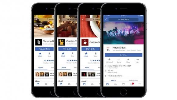 iOS için Facebook güncellendi!