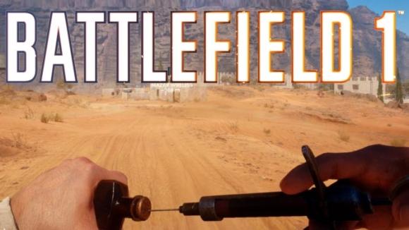 Karşınızda Battlefield 1'in en ölümcül silahı!