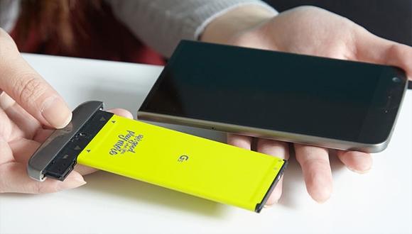 LG G6, modüler yapıda mı olacak?