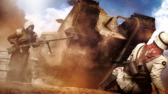 Battlefield 1'de sinir bozucu hata