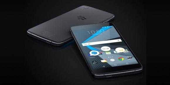 BlackBerry DTEK60 duyuruldu!