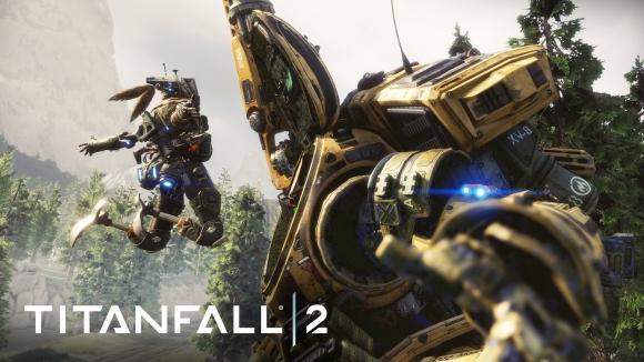 Titanfall 2 için çıkış fragmanı geldi