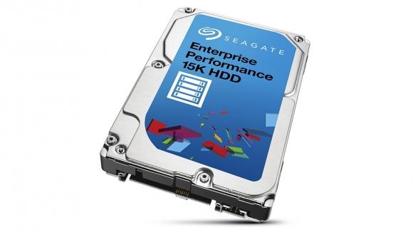 Seagate son 15K sabit disklerini sundu