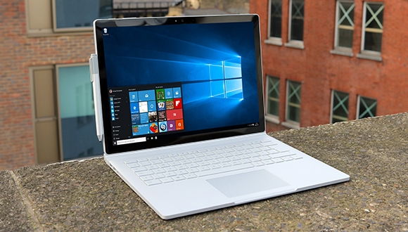 Microsoft Surface Book yenilendi!