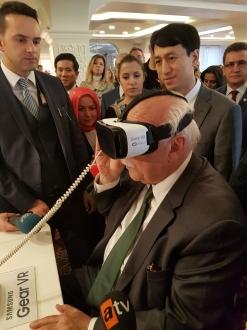 Samsung Dijital Kütüphane Ankara'da açıldı!