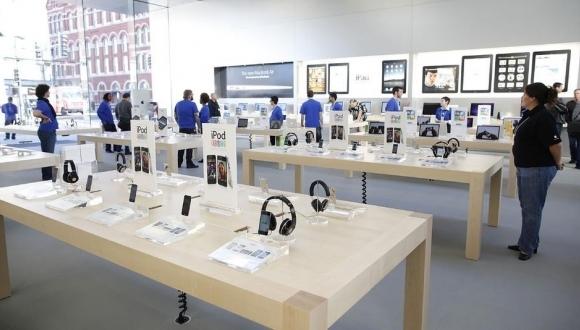 Apple Store Bakıma Alındı!