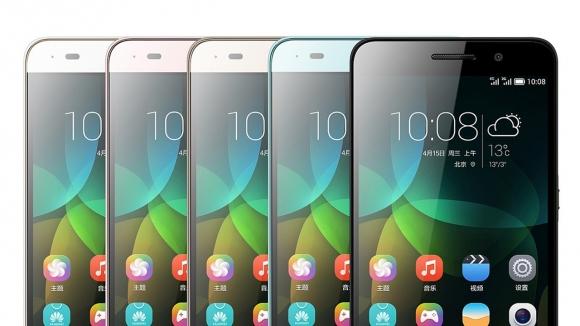 4100 mAh bataryalı Huawei Enjoy 6 tanıtıldı