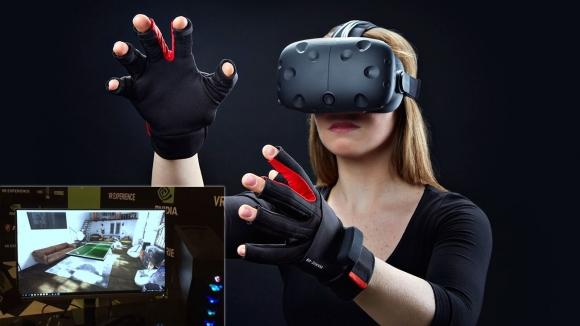 GTX 1080'li PC'de sanal gerçeklik
