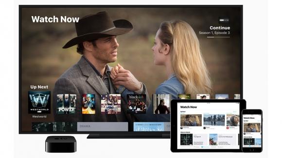 Apple TV için yepyeni uygulama: TV