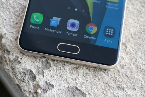 Galaxy A7 2017 özellikleri göründü