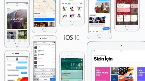 iOS 10 kullanım oranı açıklandı