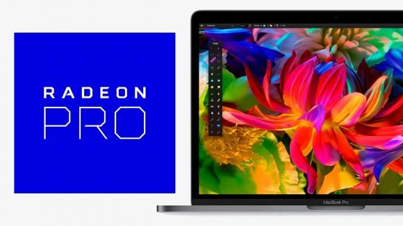 AMD Radeon Pro 400 serisi detaylandı