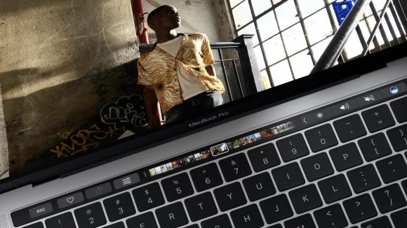 Touch Bar, Windows ile uyumlu mu?