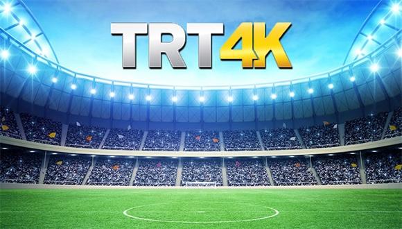 Avrupa Kupası maçları TRT 4K'da yayınlanacak!