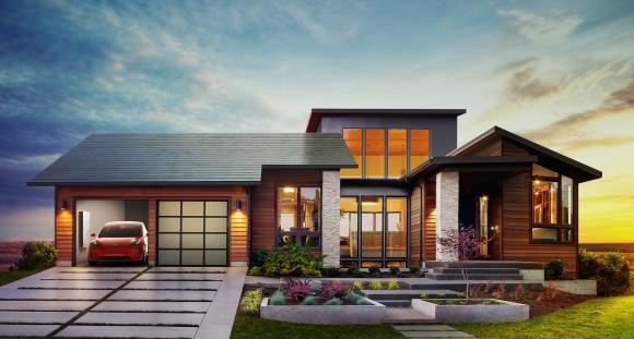 Tesla'dan evler için güneş paneli çözümleri!