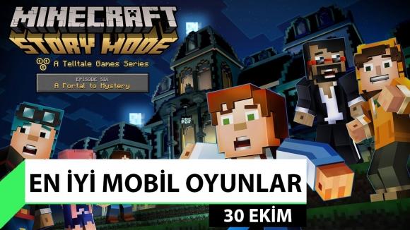 Bedava mobil oyun önerileri 30 Ekim