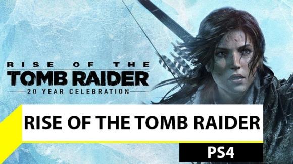 Rise of the Tomb Raider PS4'te nasıl?