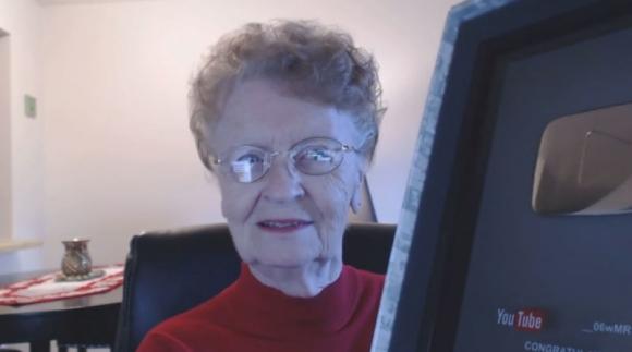 80 yaşındaki gamer, 300. videosunu yükledi!