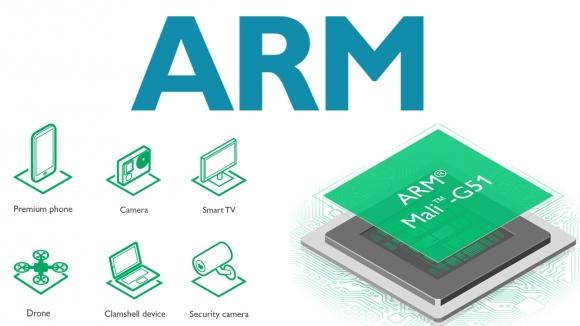 Mali-G51 CPU ve Mali-V61 VPU duyuruldu